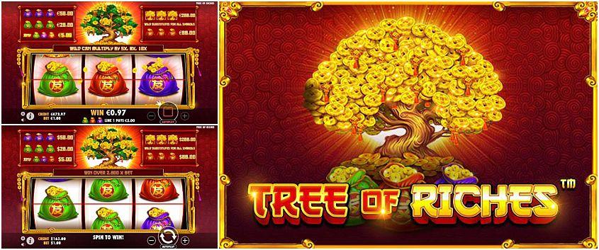 simbol slot tree of riches
