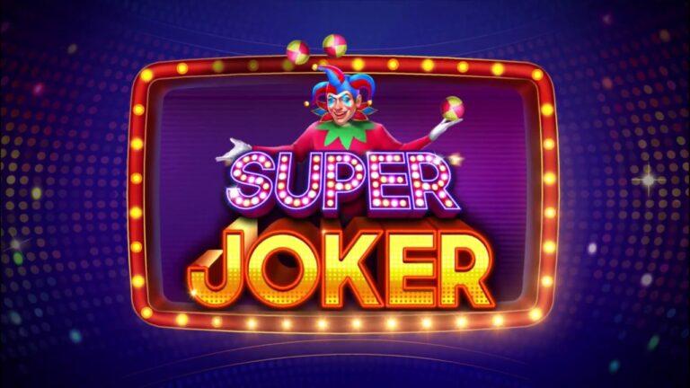 Jackpot Bermain Judi Slot Super Joker Adaslot88