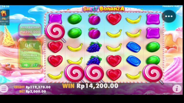 Game Judi Slot Online Sweet Bonanza